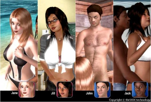 News and free actualizations for 3D SexVilla 2013