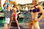 Nude girls gone wild in mobile rpg game
