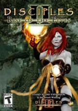 Disciples II - Rise of the Elves