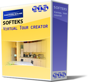 Softeks 360 Virtual Tour Creator