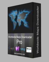 Worldwide Maps Downloader Pro