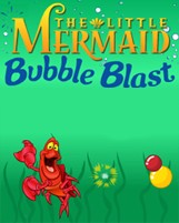Little Mermaid Bubble Blast
