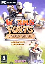Worms Forts Under Siege