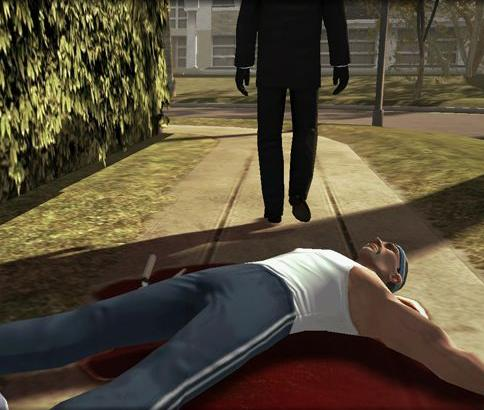 Game Hitman: Blood Money 1