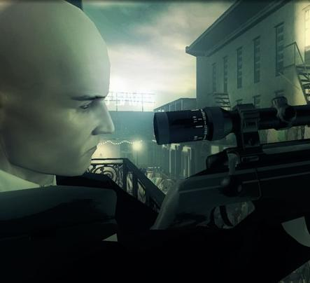 Game Hitman: Blood Money 4