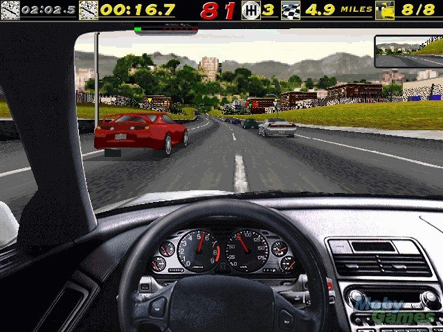 Game Need for Speed 2