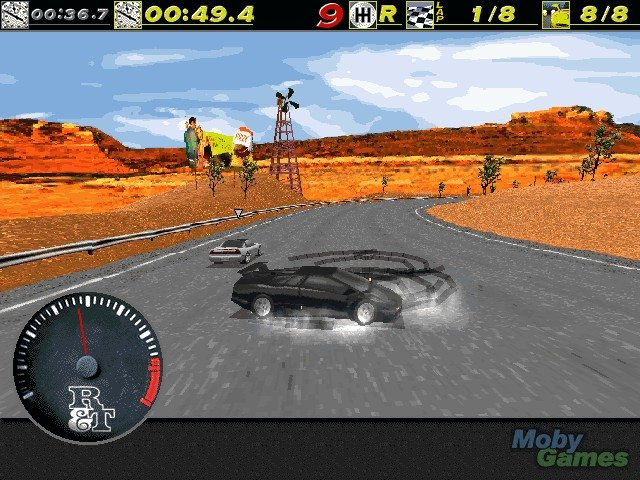 Game Need for Speed 1