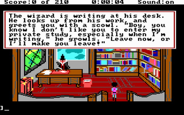 Game King's Quest 3 - To Heir is Human 1