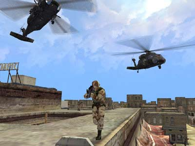 Game Delta Force - Black Hawk Down 2