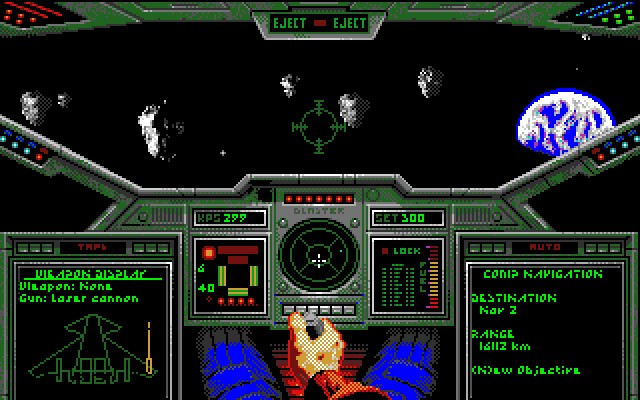 Game Wing Commander 1
