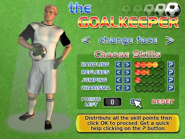 Game The Goalkeeper 2