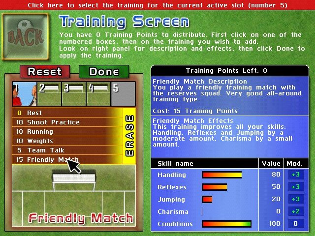 Game The Goalkeeper 1