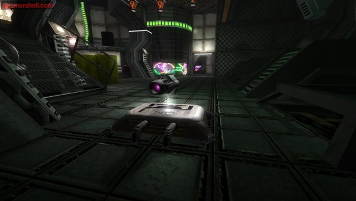 Game Alien Arena 3