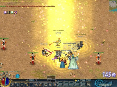 Game Conquer Online 4