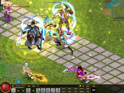 Game Conquer Online 3
