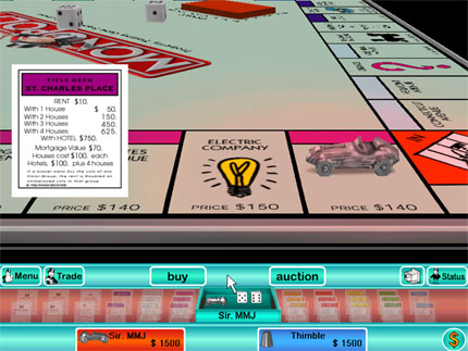 Game Monopoly 1
