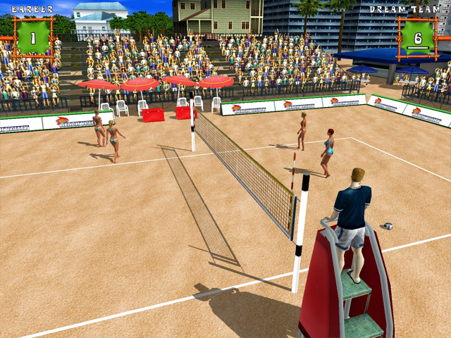 Game Beach Volleyball 2