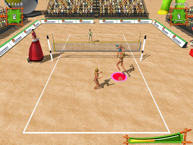 Game Beach Volleyball 1