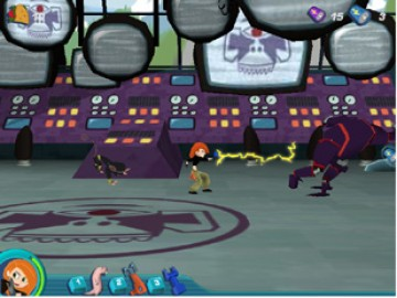 Game Kim Possible 2