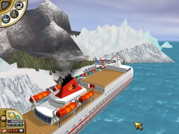 Game Luxury Liner Tycoon 4