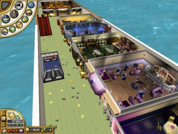 Game Luxury Liner Tycoon 2