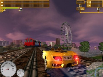 Game Taxi Racer London 2 2