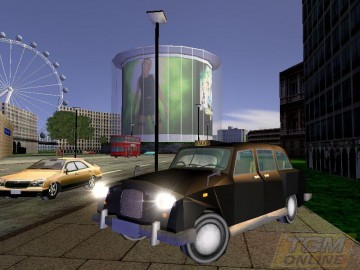 Game Taxi Racer London 2 1