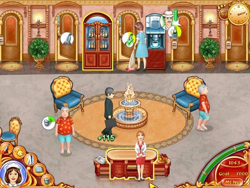 Game Jane's Hotel 3