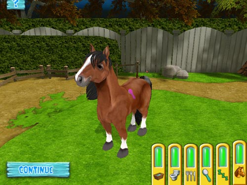Game Pony Luv 2