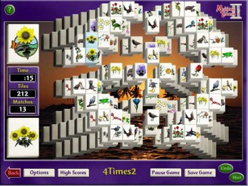Game Mahjong Towers II 1