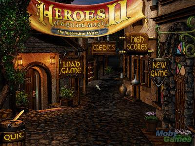 Game Heroes of Might and Magic 2 4