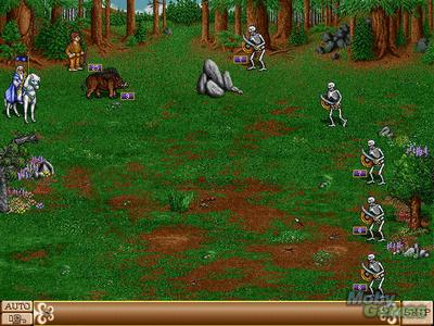 Game Heroes of Might and Magic 2 3