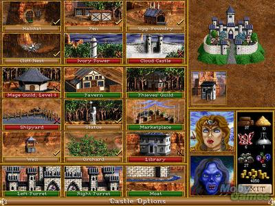 Game Heroes of Might and Magic 2 2