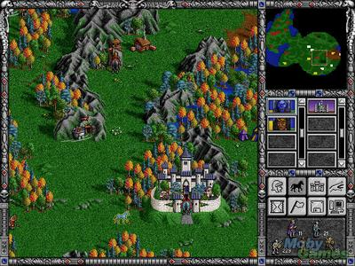 Game Heroes of Might and Magic 2 1