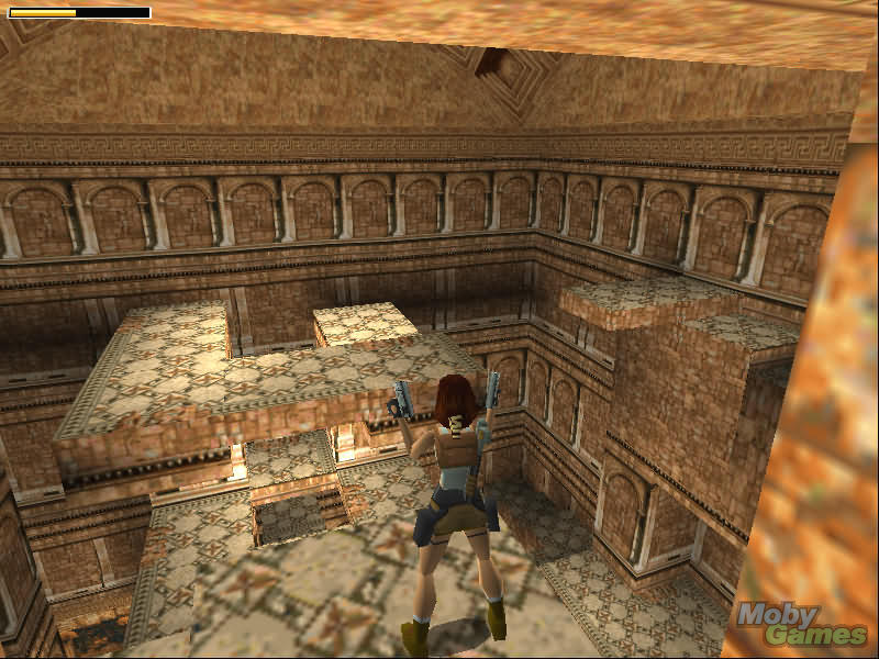 Game Tomb Raider 4