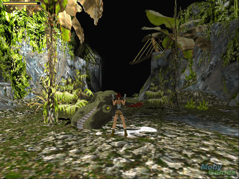 Game Tomb Raider 1