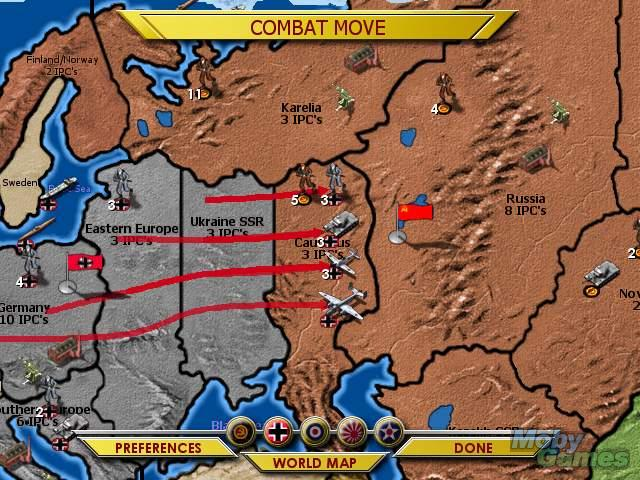 Game Axis & Allies 2