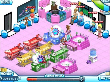 Game Paradise Pet Salon 2