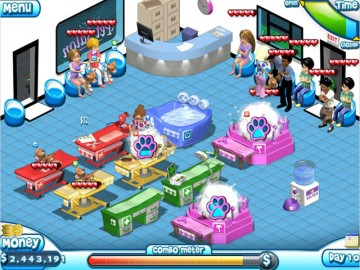 Game Paradise Pet Salon 1