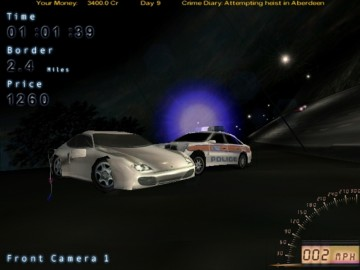 Game Speed Thief 2