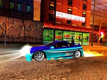 Game Midnight Outlaw Illegal Street Drag: 2