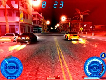 Game Midnight Outlaw Illegal Street Drag: 1