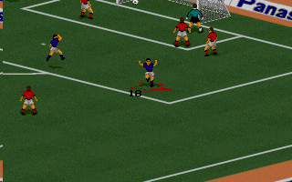 Game FIFA International Soccer 1