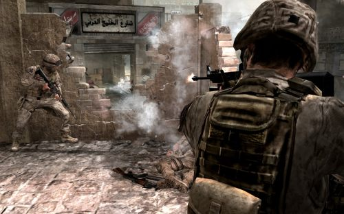 Game Call of Duty 4 - Modern Warfare 1