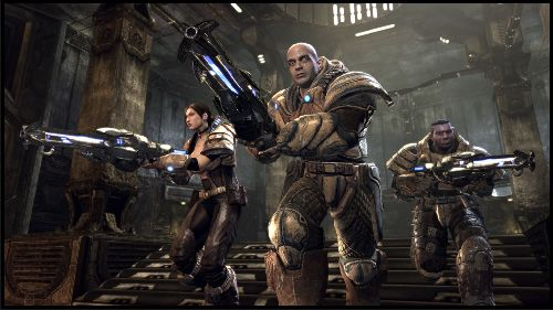 Game Unreal Tournament 3 1
