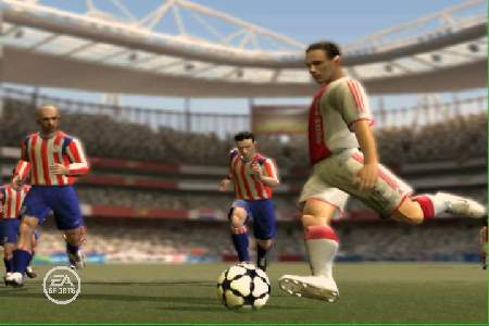 Game Fifa 07 2