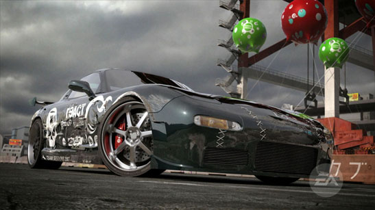 Game Need for Speed ProStreet 4