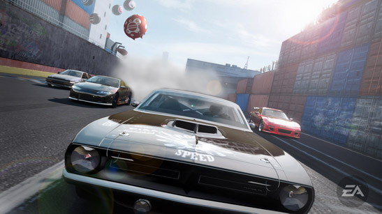 Game Need for Speed ProStreet 3