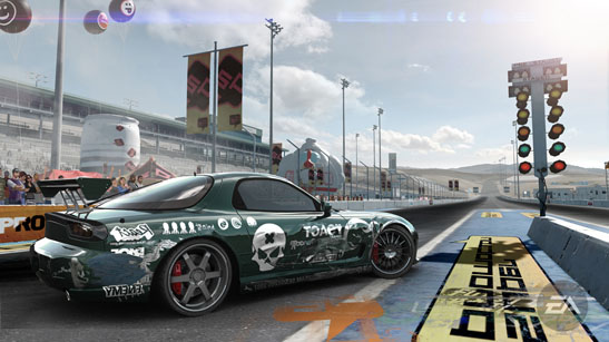 Game Need for Speed ProStreet 2
