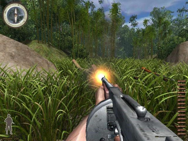 Game Medal of Honor: War in the Pacific 2